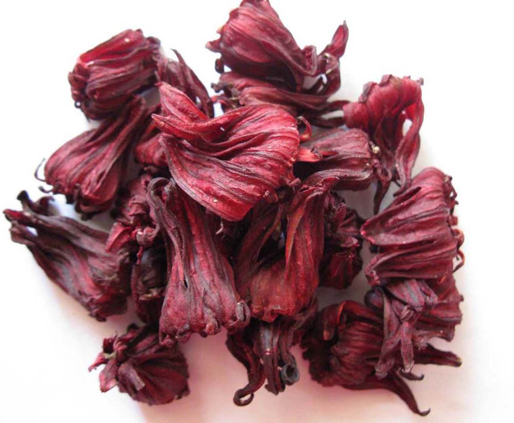 information about hibiscus leaves